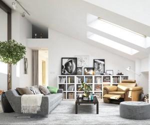 living room interior scandinavian living room design: ideas u0026 inspiration WLQYYKK