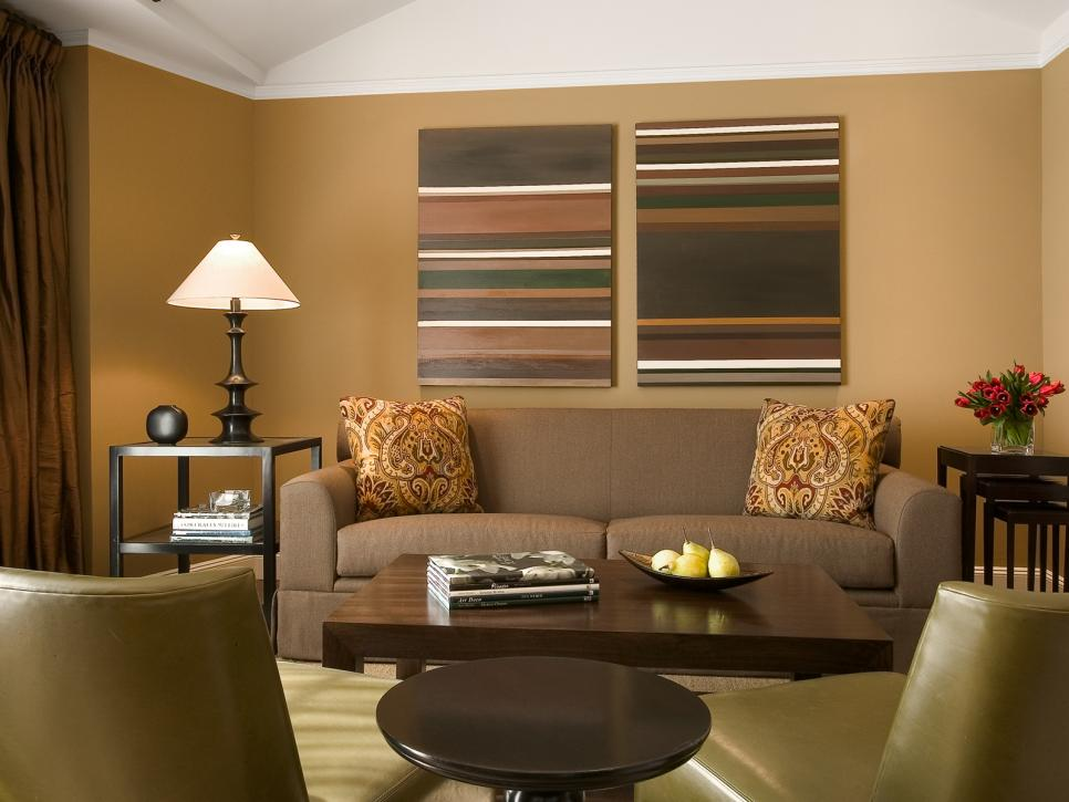 Brighten up your home with these living room paint ideas