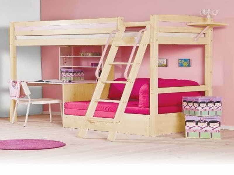 loft beds with desk diy loft bed plans with a desk under | related post from loft MQRHQTU