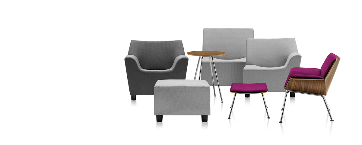lounge furniture swoop - lounge seating - herman miller UVQCDKV