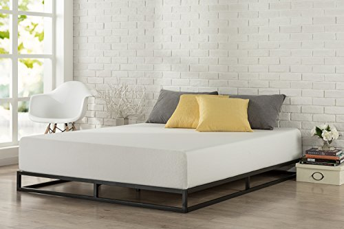low beds zinus modern studio 6 inch platforma low profile bed frame / mattress JIEMUYG