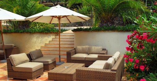 luxury garden furniture TVIYAWG