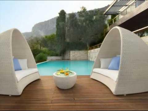 luxury garden furniture wooden design in uk YDDSGBD