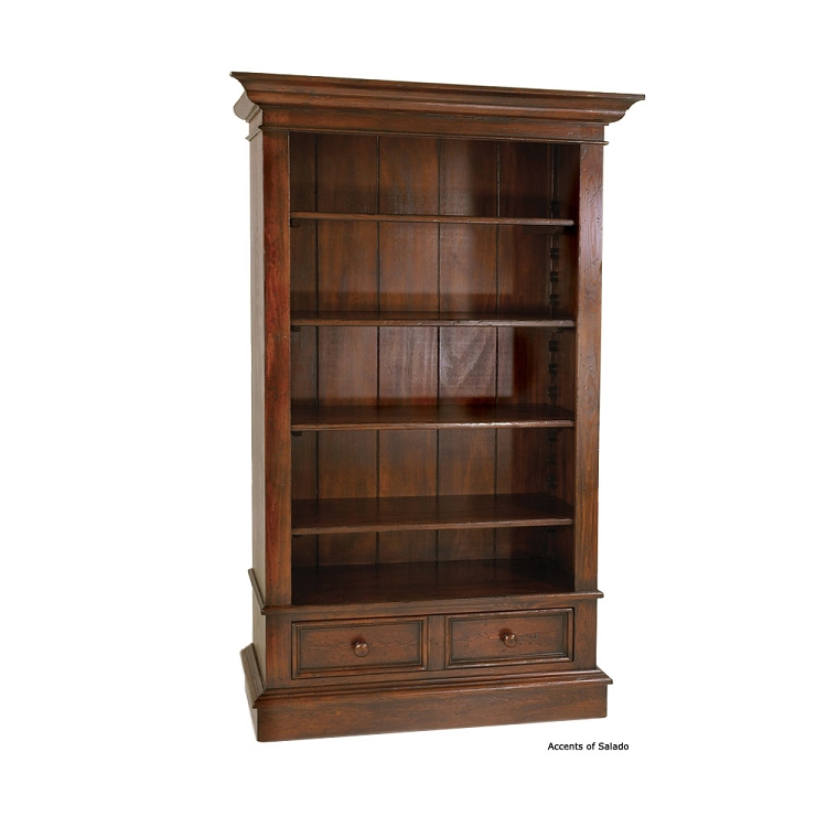 magdalena tall wood bookcase SPFIZZC