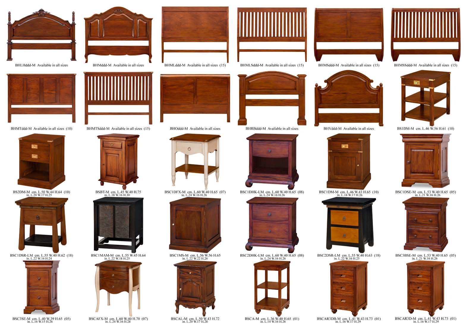 mahogany furnitures mahogany furniture and the design of the furniture to the home draw with TCPLISE