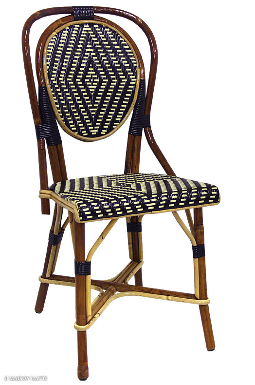maison gatti | the quintessential parisian bistro chairs GXXENTG