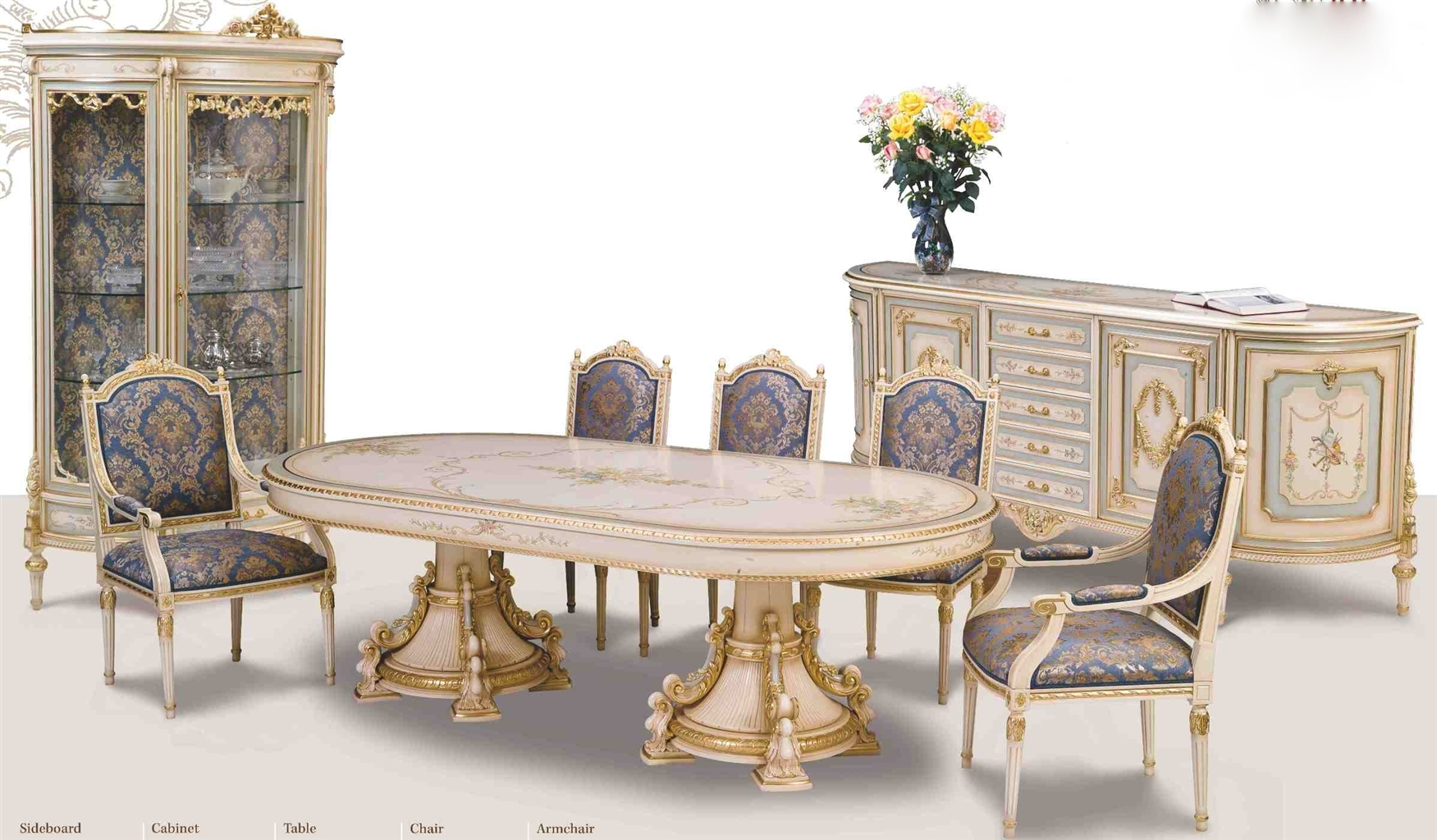 make your houses antique with luxury furniture LVMMJLD