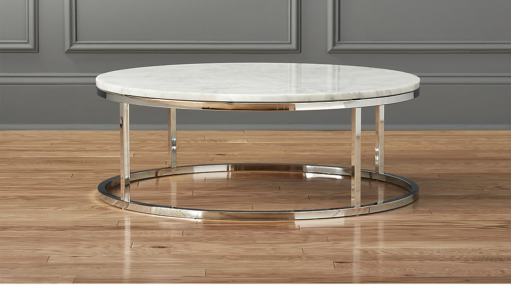 marble coffee table smart round marble top coffee table ... VCANTYG