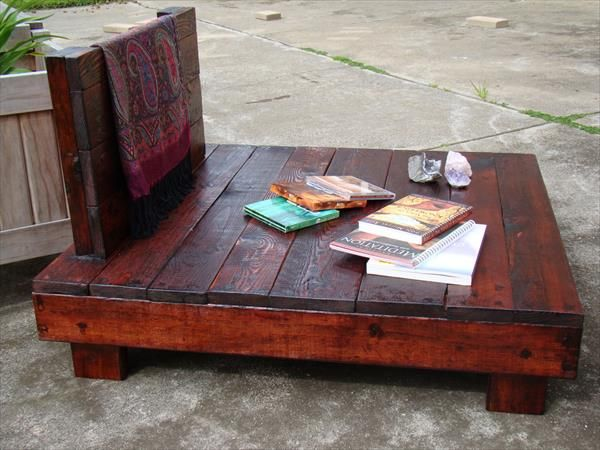 meditation chair pallet meditated chair | pallet furniture diy more. meditation ... DVGFKCJ