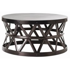 metal coffee table hammered coffee table RMWVHCB