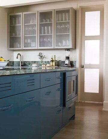 metal kitchen cabinets peacock blue kitchen cabinets CAIVUAV