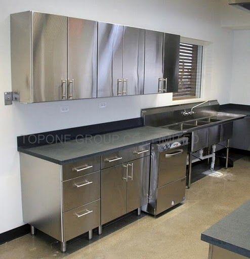 metal kitchen cabinets stainless steel kitchen cabinets - stainless kitchen cabinet all for kitchen  stainless PVILMWU