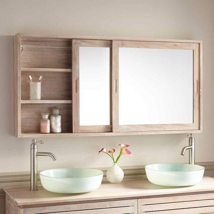 Mirrored Bathroom furniture 55 YCWKQBF