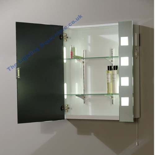 Mirrored Bathroom furniture mirror bathroom cabinets with lights OENENSM