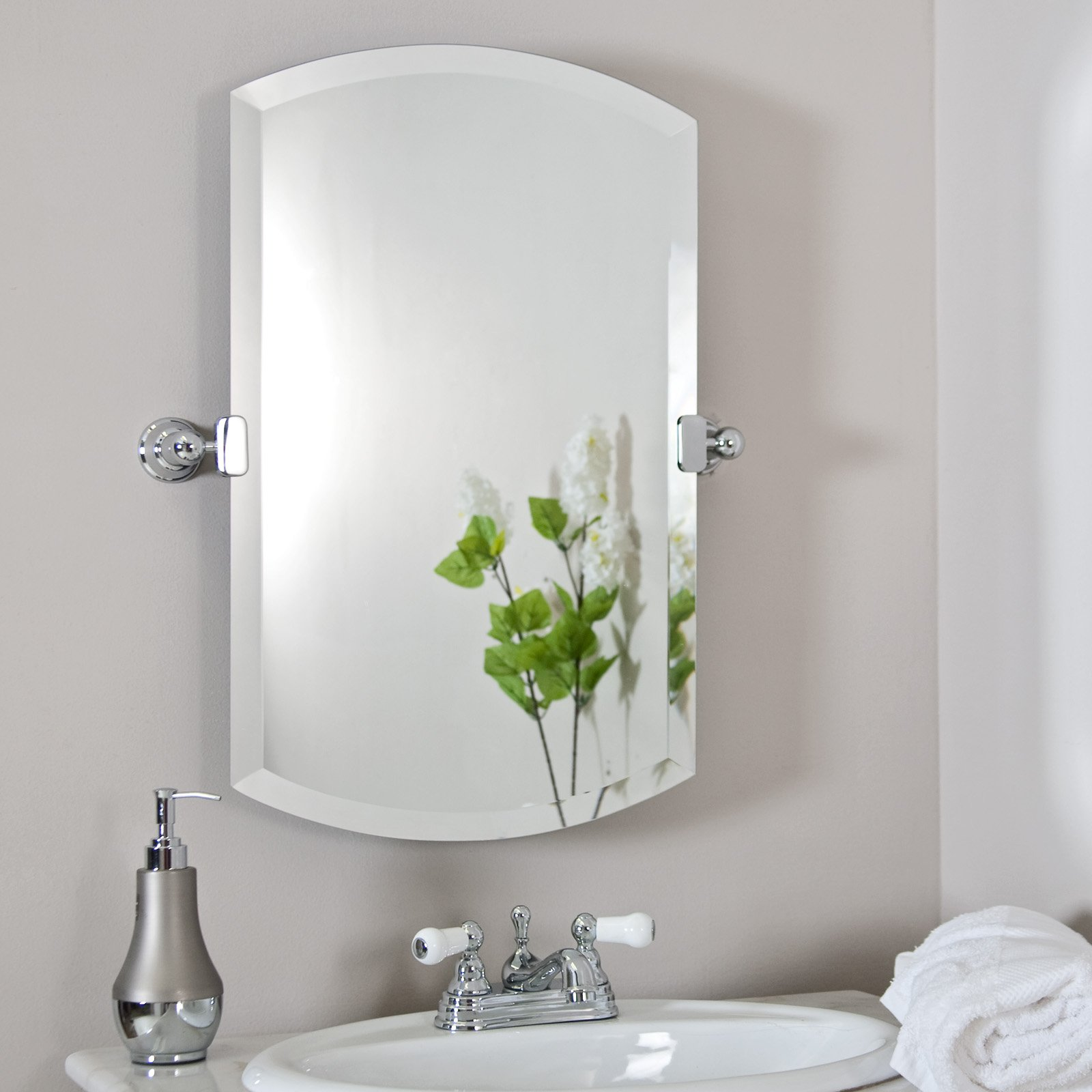 mirrors for bathrooms image of: modern bathroom mirrors YMCVDWQ