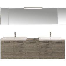 modern bathroom vanities u0026 cabinets | allmodern HJRMFYF