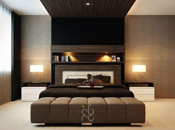 modern bedroom ideas 16 relaxing bedroom designs for your comfort RENIDVF