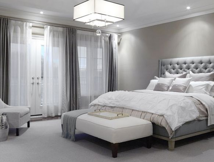 modern bedroom ideas 40 shades of grey bedrooms RYPDBZN
