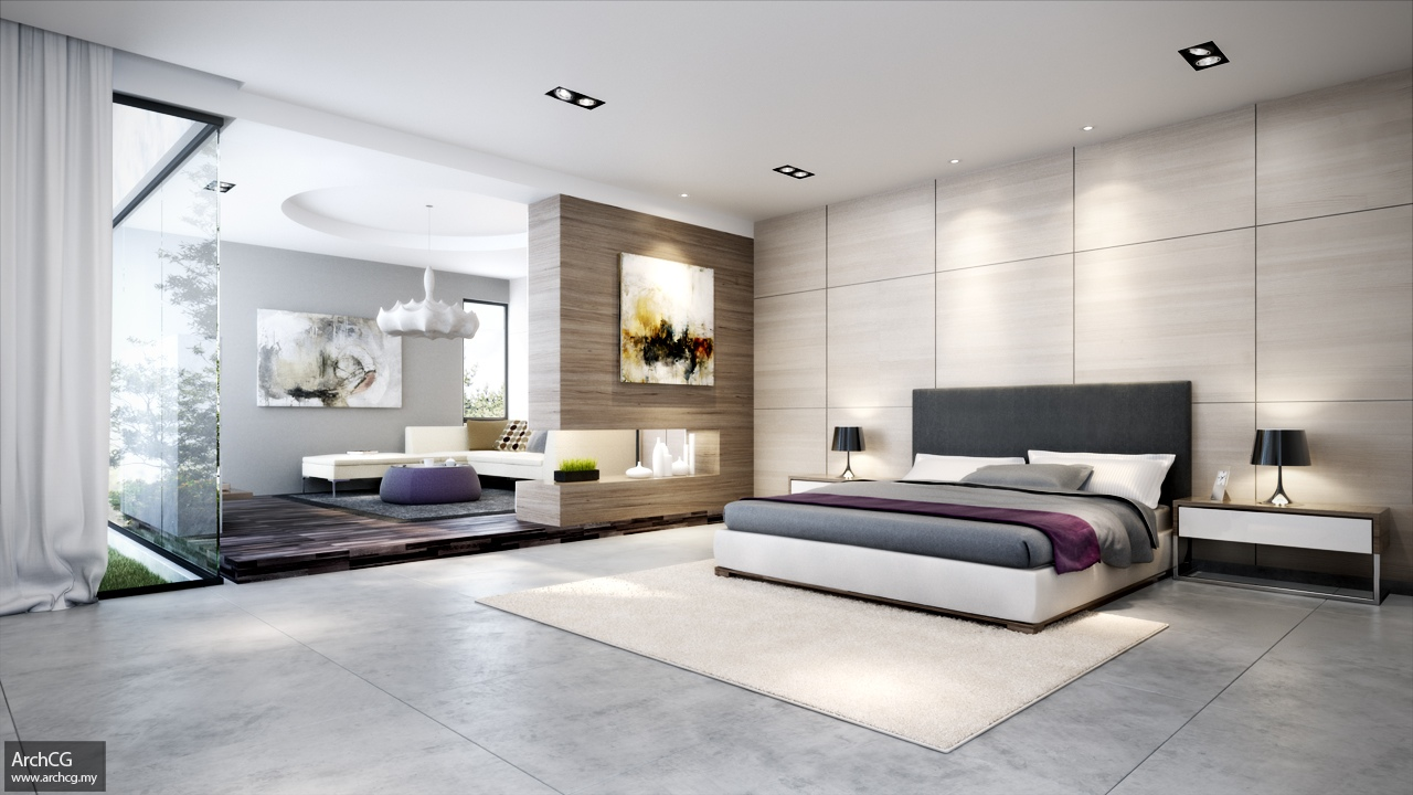 Modern bedroom ideas – which one is the best for you