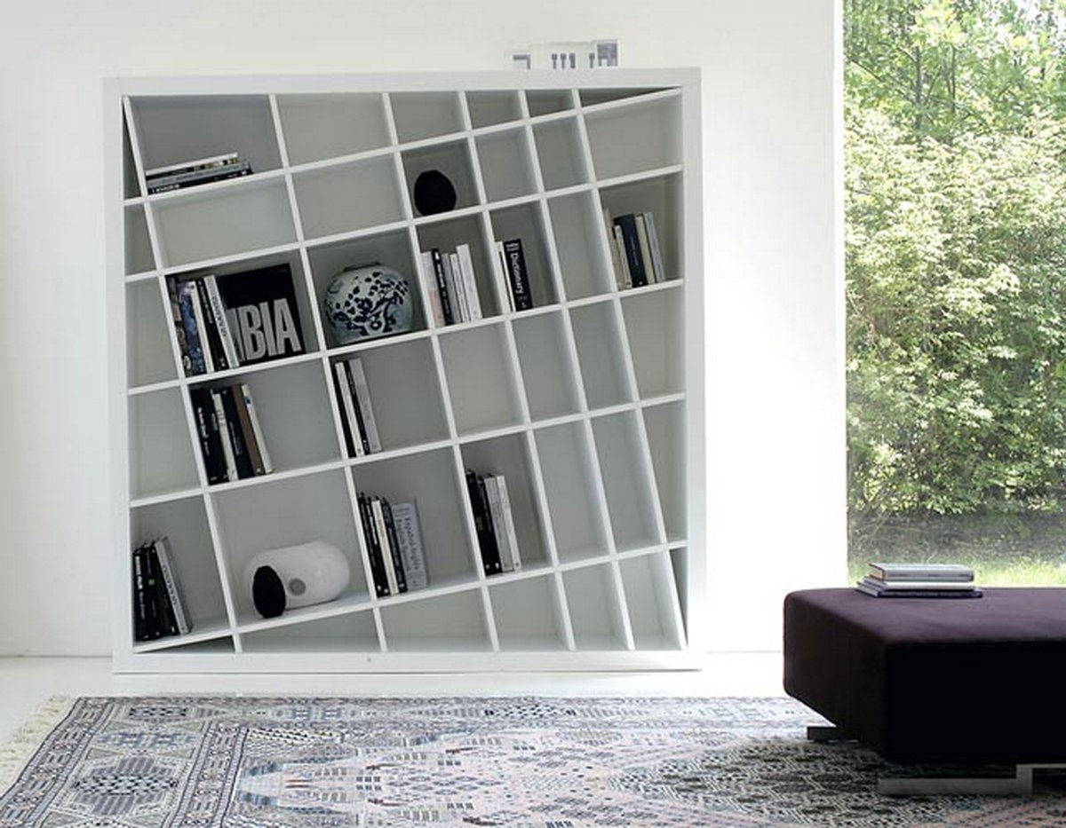 The importance of modern bookcase