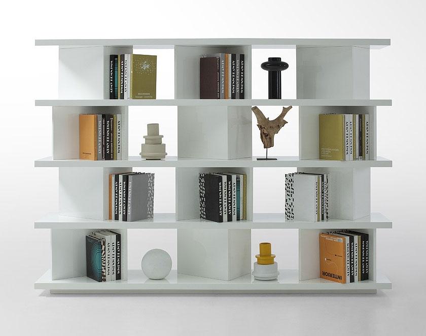 modern bookcase contemporary bookcase | ... living room u003eu003e modern shelves u0026 dividers u003eu003e MOKJFFQ