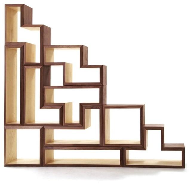 modern bookcases bookshelf, astounding contemporary bookcases contemporary bookshelf ideas  brown wooden: glamorous contemporary bookcases CTPEYTF