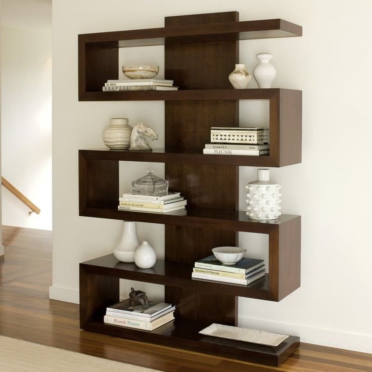 modern bookcases cool and modern bookcase ...if i had this it would be way less CXZHEXF