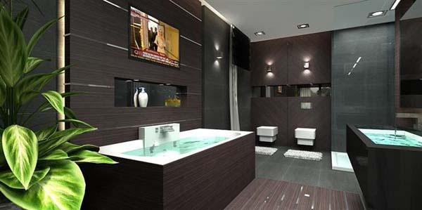 modern design 30 modern bathroom design ideas for your private heaven - freshome.com UVJOBHD
