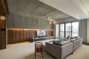modern design modern apartment designs by phase6 design studio GSWRFYM