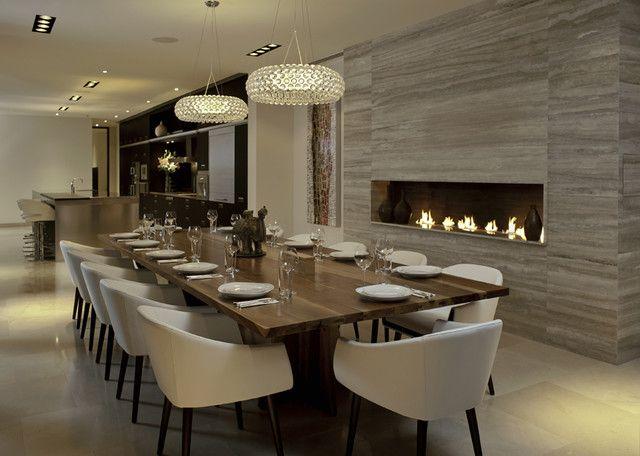 modern dining room 30 modern dining rooms design ideas GRYDAFH