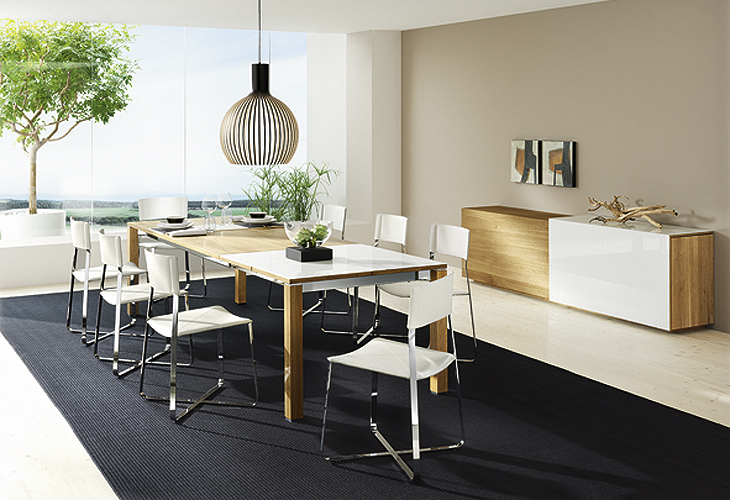 modern dining room recommended reading: 50 uniquely modern dining chairs XNLWKUV
