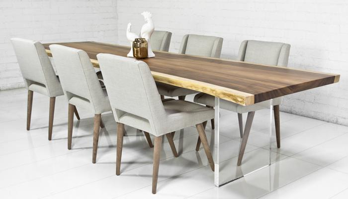 modern dining table ... eco slab dining table ... WHYWPSI