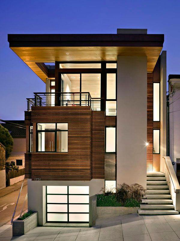 modern house 71 contemporary exterior design photos ZQYZWNZ