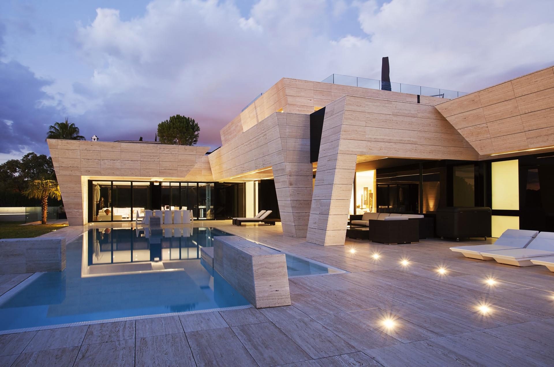 modern house s.v. house by a-cero (55) GHJPVKL