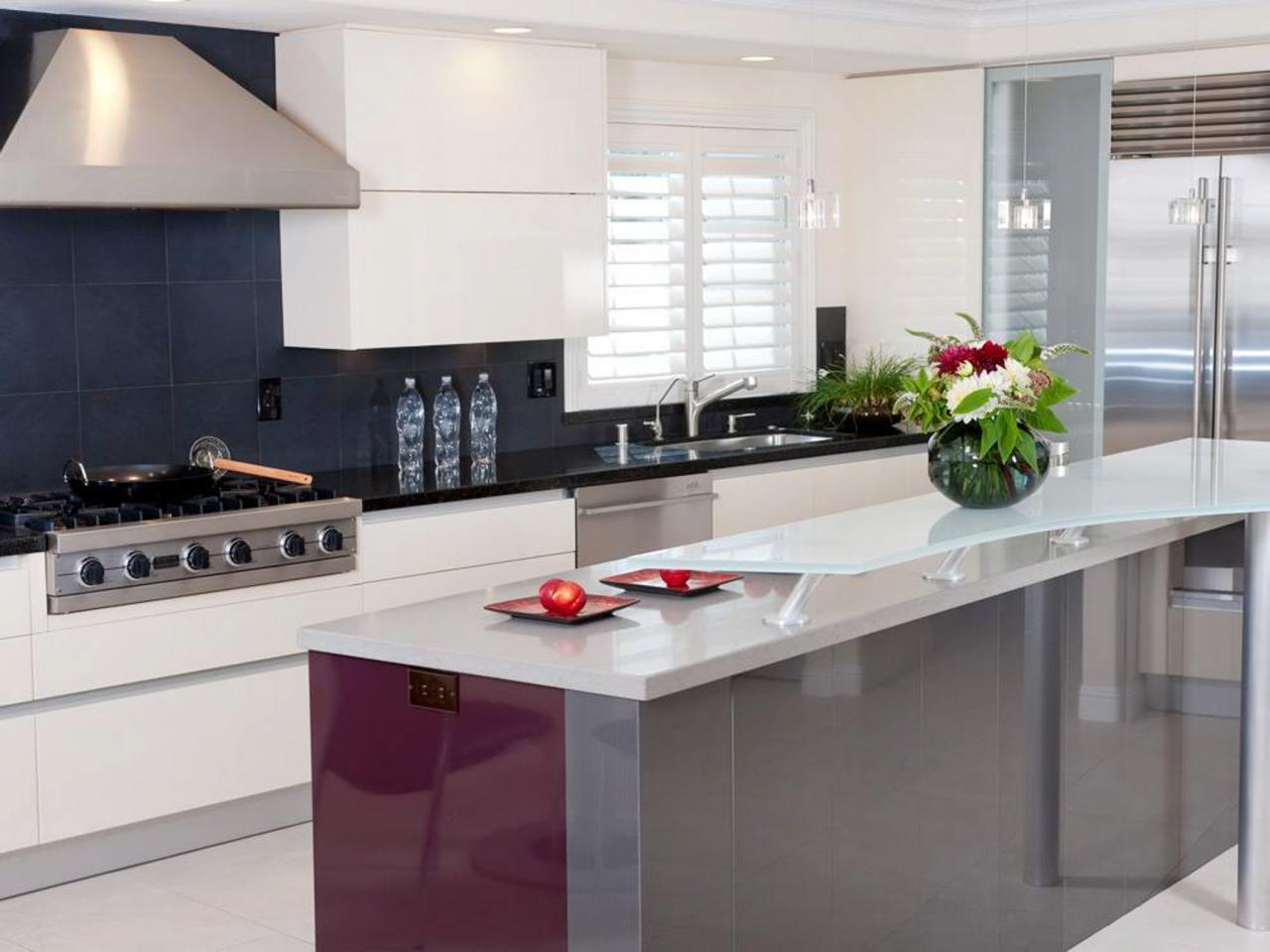modern kitchen design MXCFVXY