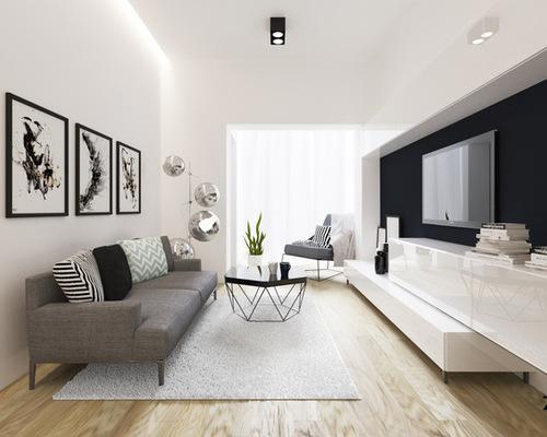 modern living room saveemail ITVOQRG