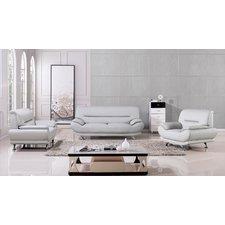 modern living room sets mason 3 piece living room set XRYORQW
