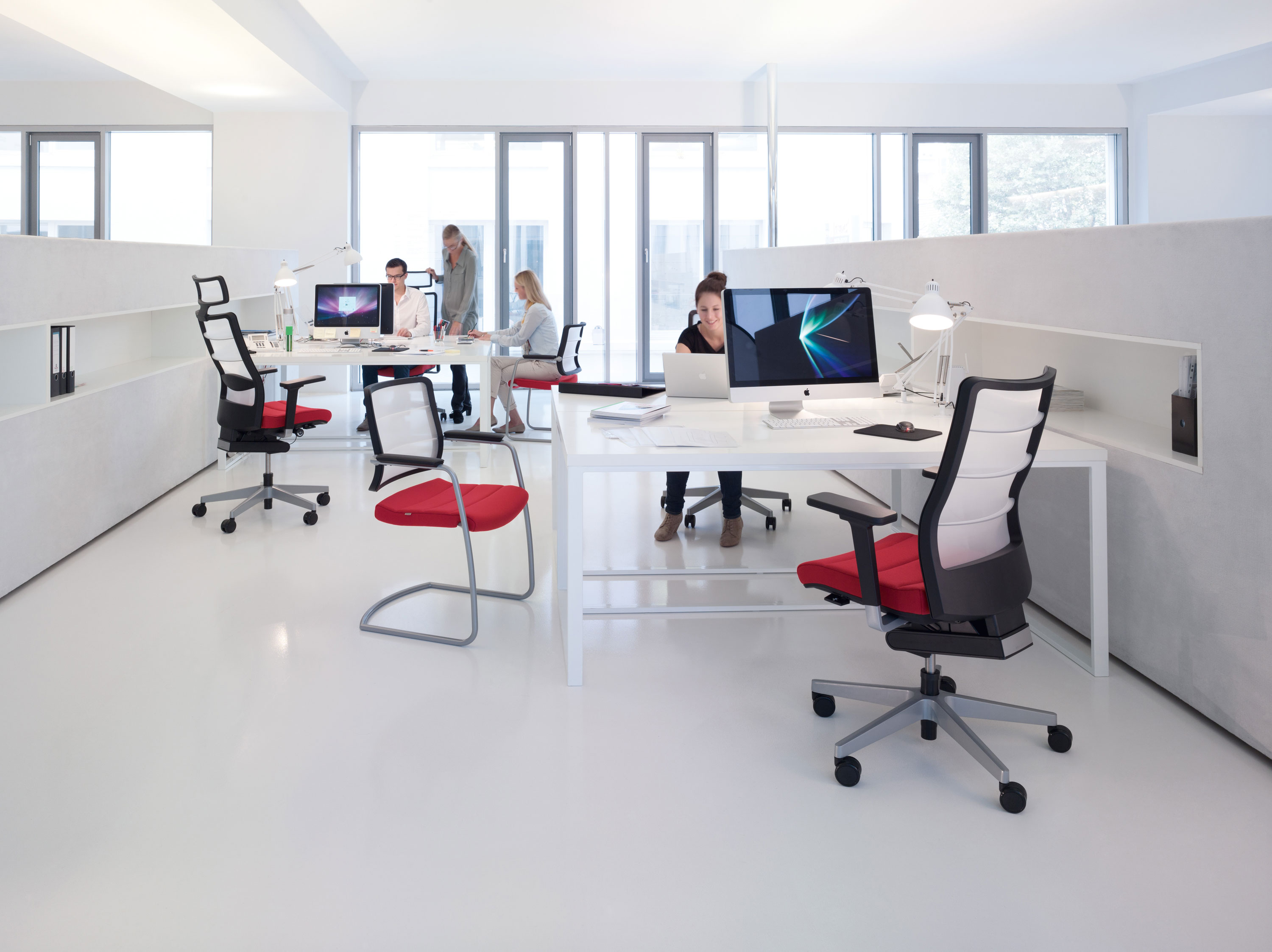 modern office your office: a living, breathing space TLAZNOE