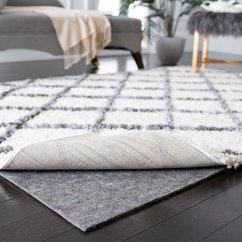 modern rugs rug pads WLGGBAB