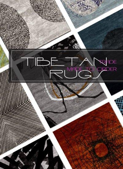 modern rugs tibetan rugs URWZFCM