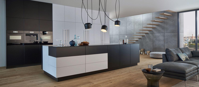 modern style u203a kitchen u203a kitchen | leicht - modern kitchen design for TDVNPOJ