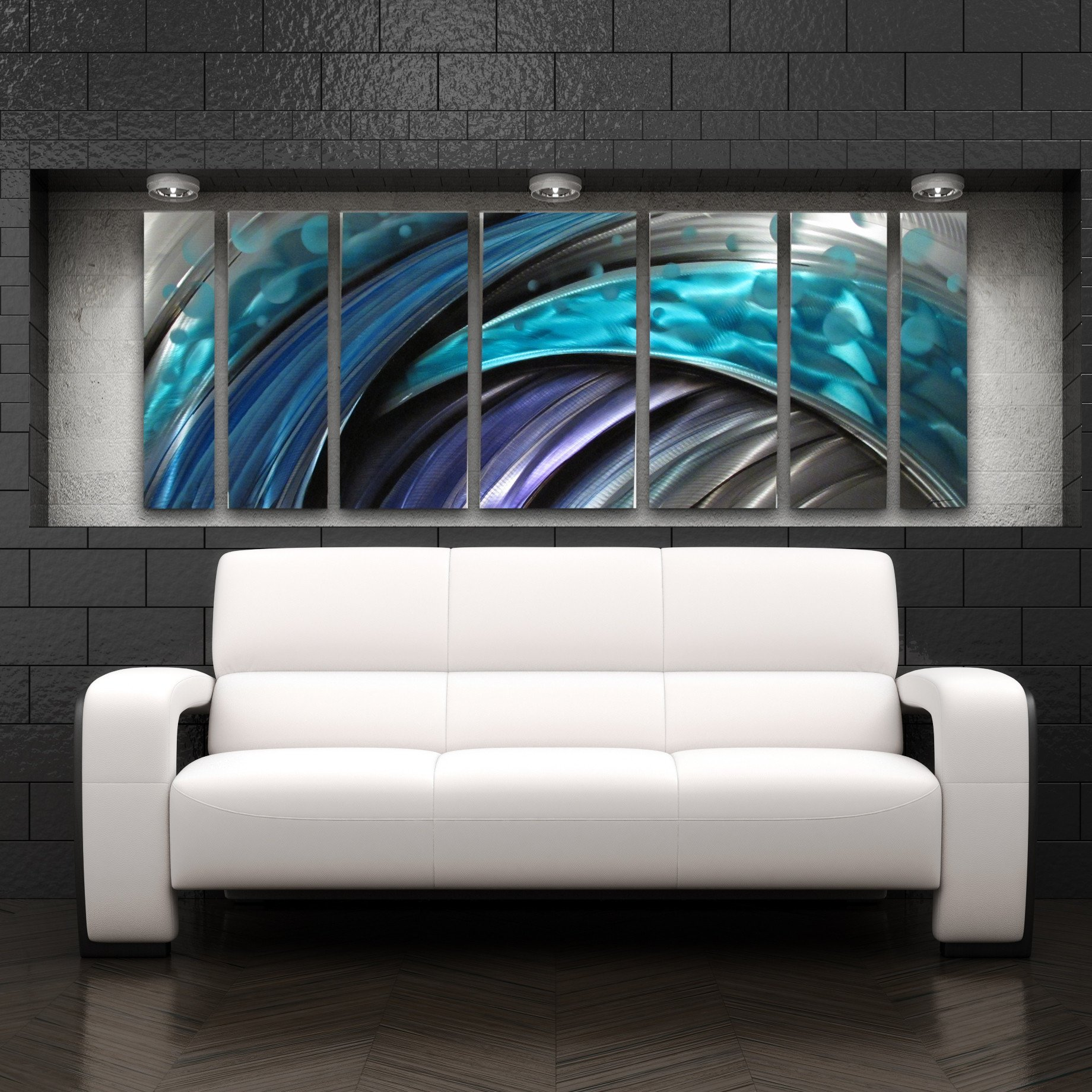 How to select modern wall art for your house?