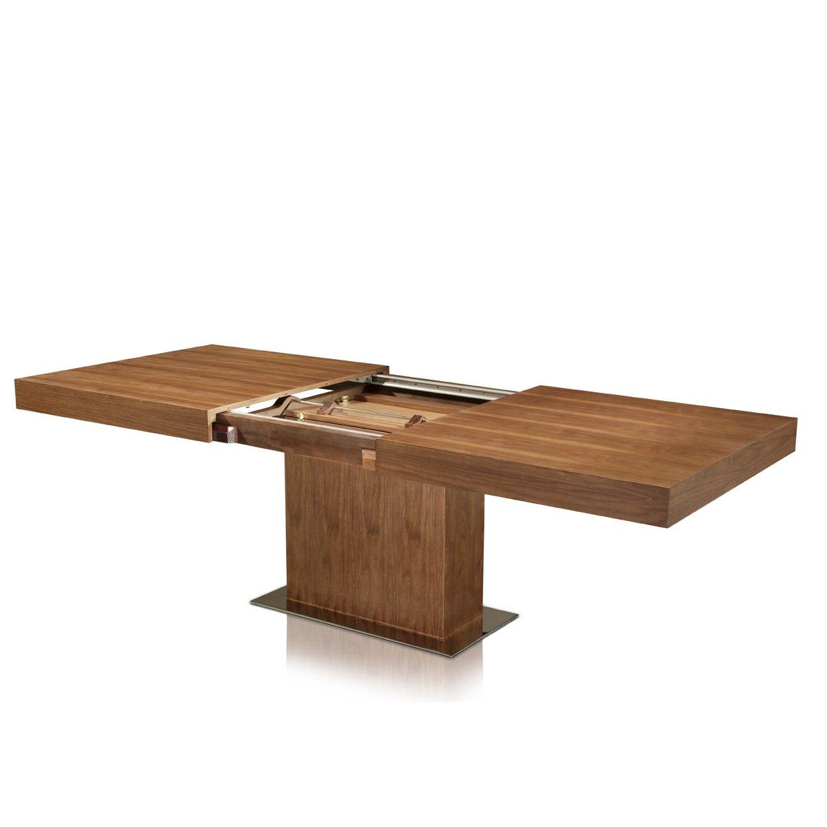 modloft astor extendable dining table - md520 ZYYOWDI