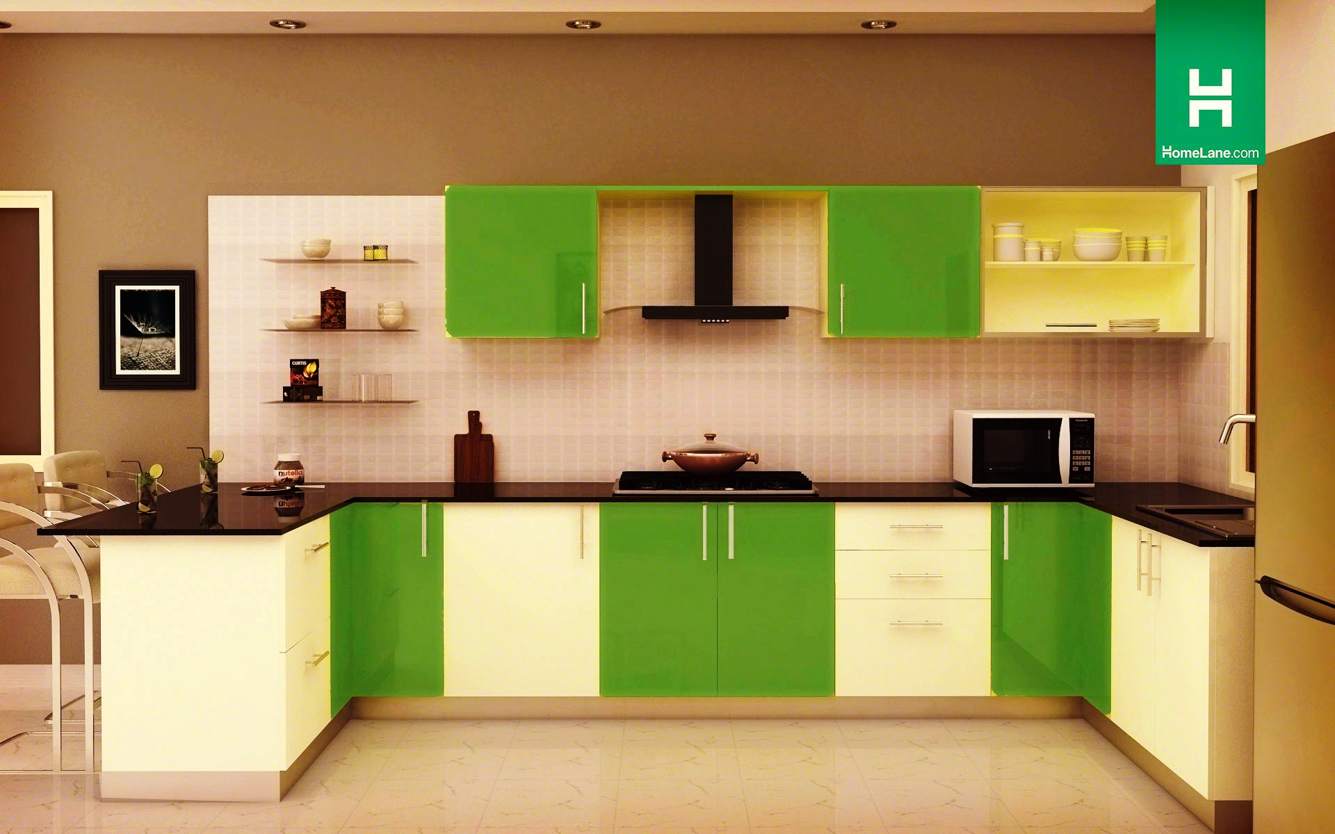 Modular kitchen – have one for yourself