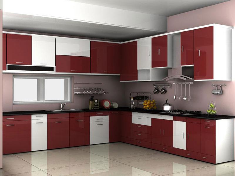 modular kitchen QHSMCHN