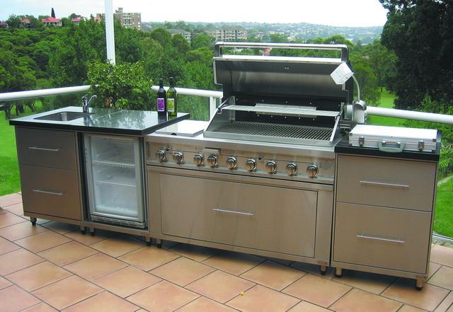 modular outdoor kitchens | melbourne outdoor kitchen concepts NUEOLTA