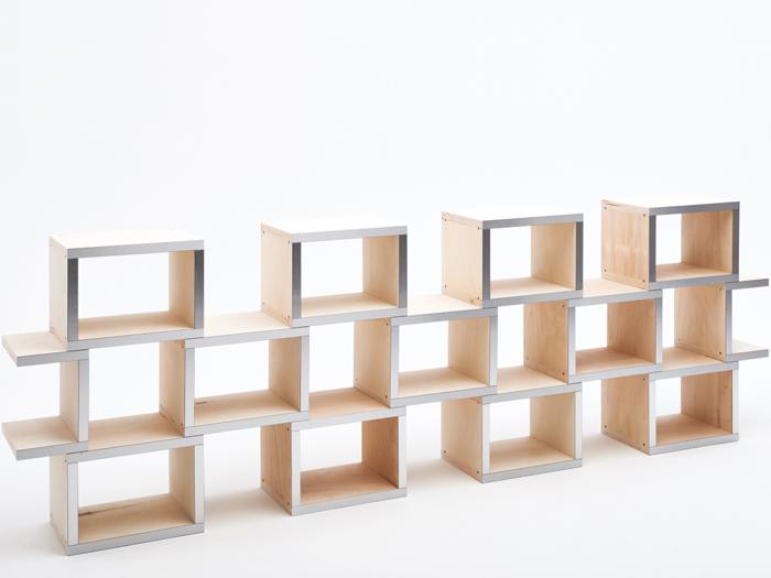 modular shelving system FCKXACX
