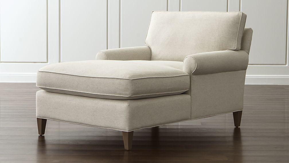 montclair chaise lounge ... KZKHWNB