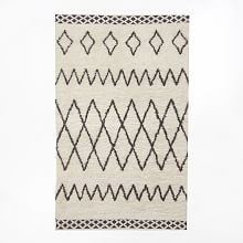 moroccan rug moroccan style rugs | west elm MRIGJFP