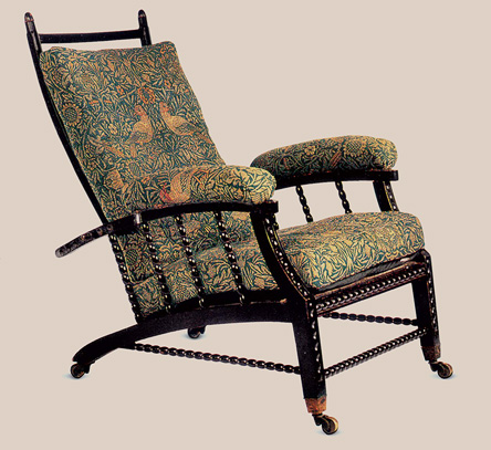 morris chair in the mid-1860s a carpenter in sussex, england named ephraim colman had a MWEQXRY